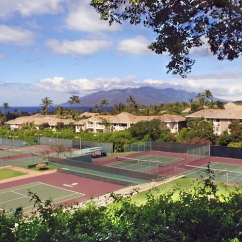 Nearby Wailea Tennis Club